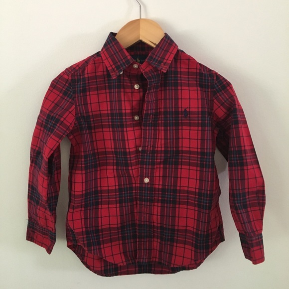 Polo by Ralph Lauren Other - Polo Ralph Lauren Dress shirt for boys size 4